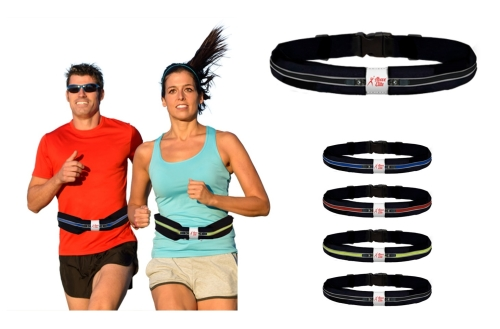 Above Elite Runner Belt- Blue - Slim