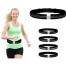 Above Elite Runner Belt- Black - Slim