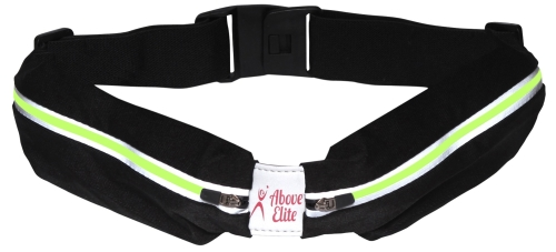 AboveElite-RunningBelt-Lime Green